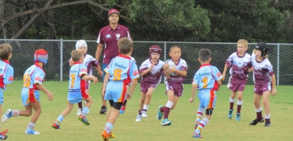 Joeys Mighty U8s