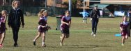 Girls LeagueTouch in action